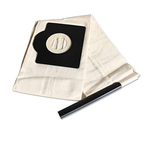 Xingsiyue 2PCS Bolsa de Filtro de Polvo para Karcher A2204/2656/WD3200/3300 - Reemplazo Aspiradora Paño Lavable Bolso de Filtro de Polvo Pouch Kit