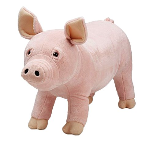 Melissa & Doug- Pig Lifelike Stuffed...