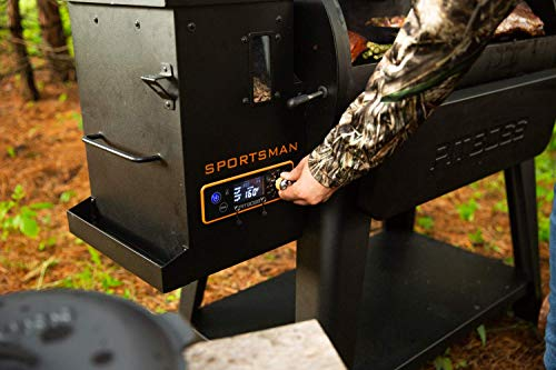 Key Features Of Pit Boss Sportsman 1100 Wood Pellet Grill