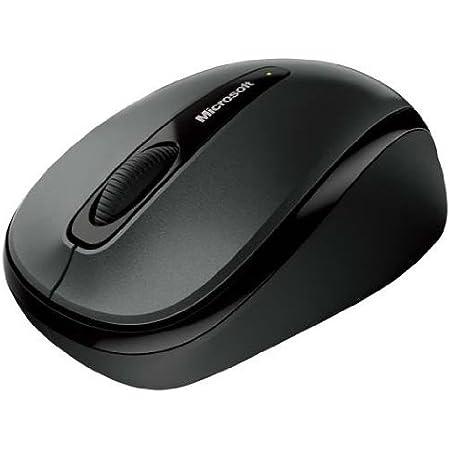 マイクロソフト ワイヤレス ブルートラック マウス Wireless Mobile Mouse 3500 ユーロ シルバー GMF-00011