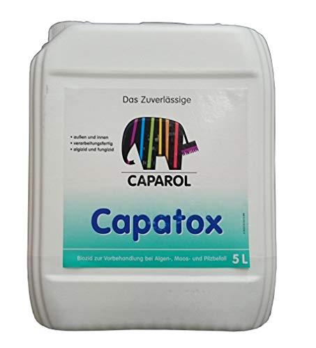 Capatox Caparol Disinfettante Igienizzante 5 Lt.