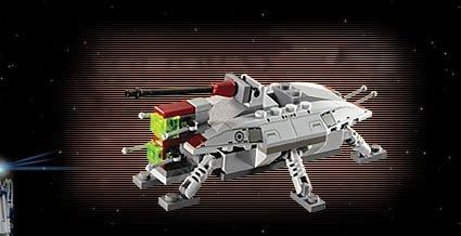 LEGO Star Wars 4495 - Mini AT-TE