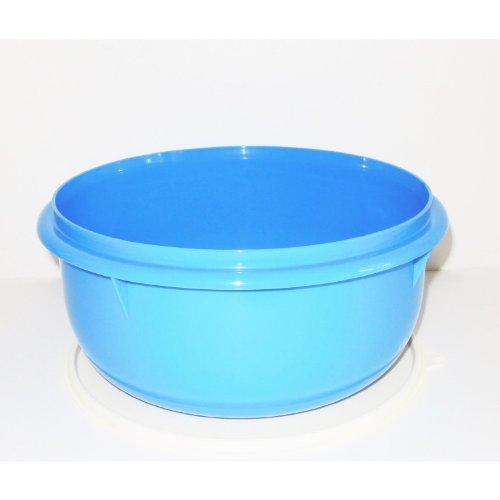 Tupperware© Große Rührschüssel, Peng-Schüssel 3,0l. Blau