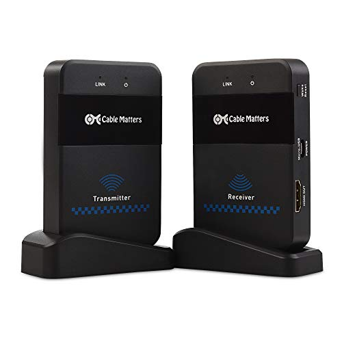 Cable Matters Wireless HDMI Extender, Wireless HDMI Transmitter