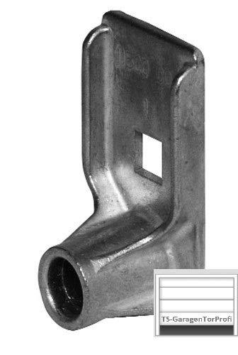 Novoferm Laufrollenhalter für Sektionaltor ISO 20/34/45, Mitte. Art.Nr. 36006001