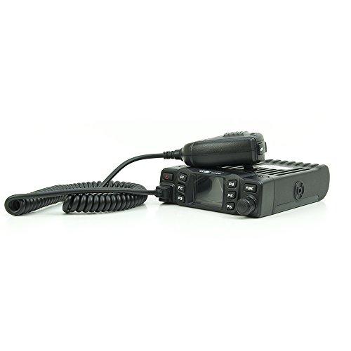 Radio CB CRT 2000, 4W, AM   FM, 12V-24V, ASQ, Scan, Dual Watch, RF Gain, Roger Beep, programable