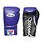 Winning Training Boxing Gloves 16oz MS600 (Purple&Black)