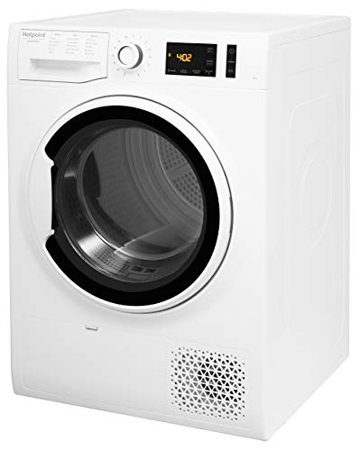 Hotpoint NT M11 91WK It, Asciugatrice a Pompa di Calore, 9 Kg, 9 Programmi, A+, Bianco
