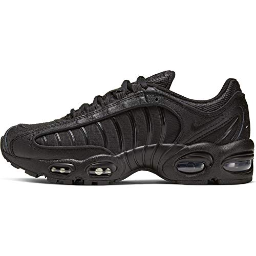 Nike Air Max Tailwind IV Womens Running Trainers CK2600 Sneakers Shoes (UK 4.5 US 7 EU 38, Black blaxk Black 003)