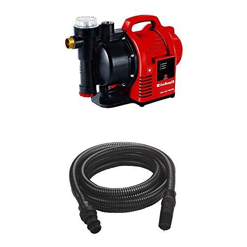 Einhell Hauswasserautomat GC-AW 9036 +  Saugschlauch 4 m Kunststoff Pumpen-Zubehör