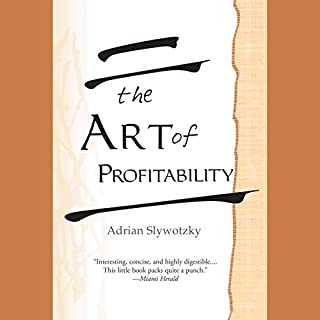 The Art of Profitability audiobook cover art