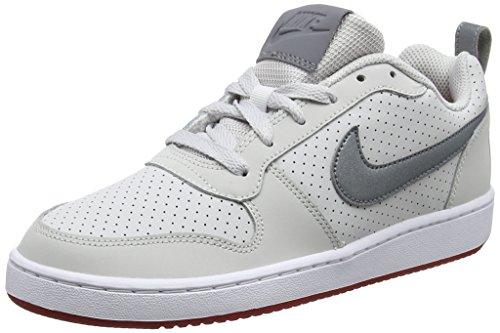 Nike Court Borough Low, Zapatillas de Gimnasia Hombre, Gris (Vapste Gr E Y M T L C Cool Gr E Y G Y M R 004), 42 EU