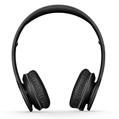Beats Solo HD On-Ear Headphone Matte Black (Certified Refurbished)