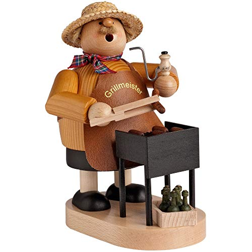 KWO Incense smoker Master for Barbecue