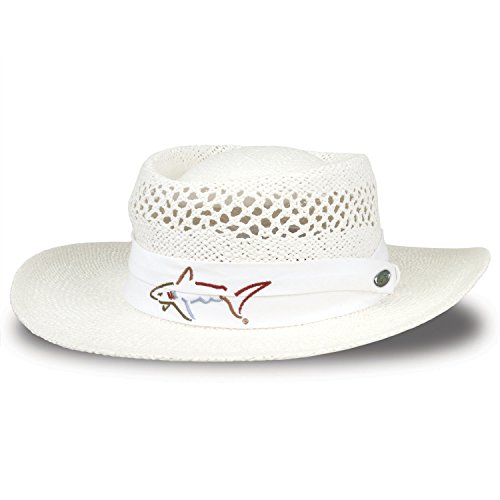 Greg Norman Straw Hat