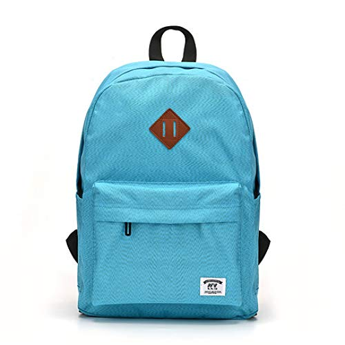 YZLYJL rugzak voor studenten, studenten, voor dames en heren, schoudertas voor vrije tijd, grote capaciteit