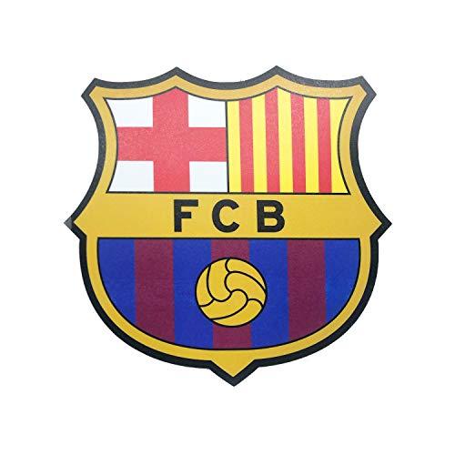 FCB Futbol Club Barcelona. Alfombrilla de ratón con Forma del Escudo del...