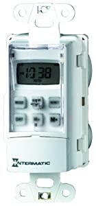 Intermatic Digital Wall Switch Timer SS7C