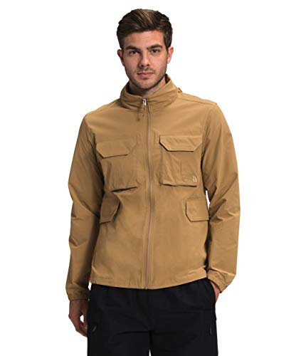 The North Face Men's Sightseer Jacket, Utility Brown, XL
