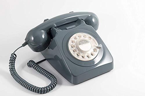 Retro Telefon mit Wählscheibe - 4