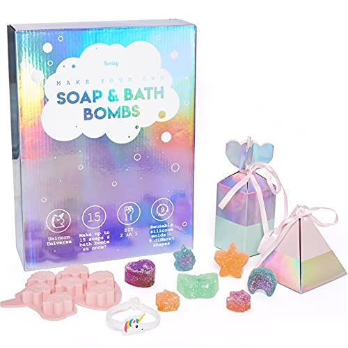 Soap & Bath Bomb Making Kit - Make Your...