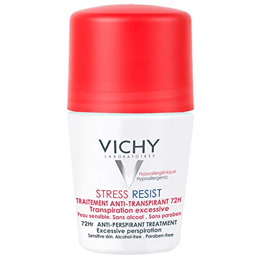 Deodorante stress resist 72H di Vichy, Deodorante Unisex - Roll on 50 ml