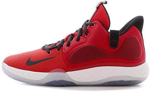 Nike Mens KD Trey 5 VII Fitness Performance Basketball Shoes Red 10.5 Medium (D)