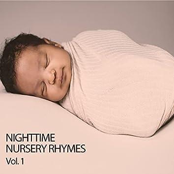 Nighttime Nursery Rhymes Vol. 1
