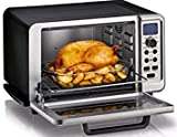Krups Countertop Oven Toaster Oven with Convection Heating Stainless Steel Silver