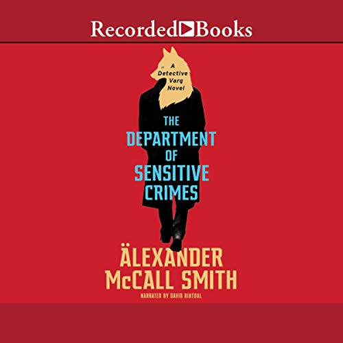 The Department of Sensitive Crimes cover art