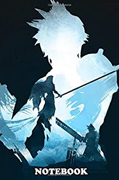 Notebook  Buster Blade Final Fantasy  Journal for Writing College Ruled Size 6  x 9  110 Pages