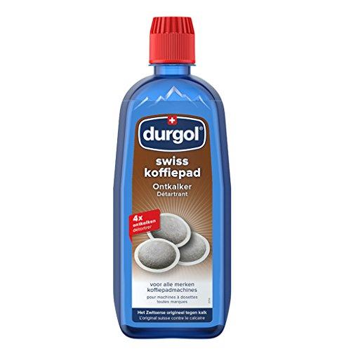 Durgol swiss dtartrant machine dosettes 500ml
