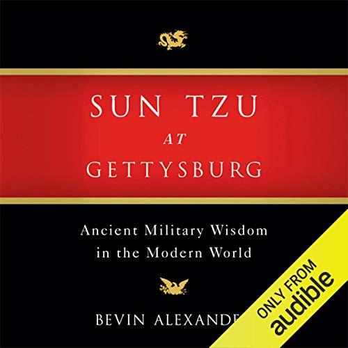 Sun Tzu at Gettysburg audiobook cover art