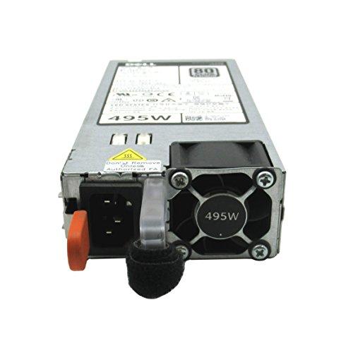 Dell PowerEdge T320 T420 T620 R620 R720 R720XD Server Power Supply 495 Watt N24MJ 3GHW3 D495E-S0