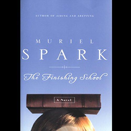 The Finishing School audiobook cover art