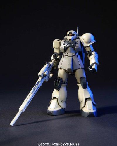 HGUC No.071 1/144 MS-05L ザクI・スナイパータイプ (ハーモニー・オブ・ガンダム)