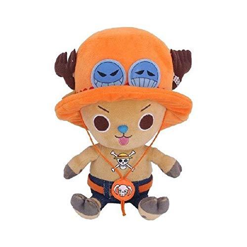 One Piece 65ONE052 - Chopper X Ace - Plüsch Toy