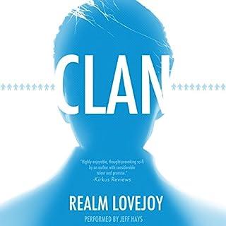 Clan audiobook cover art