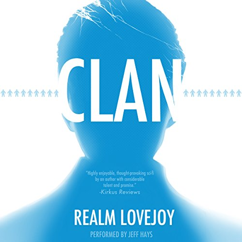 Clan audiobook cover art