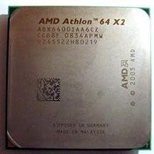 AMD ATHLON 64 X2 6400+ 3.2GHZ SOCKET AM2 DUAL-CORE ADX6400IAA6CZ CPU only