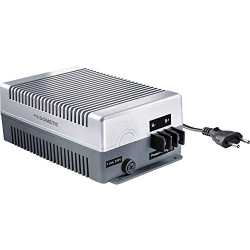 DOMETIC PerfectCharge IU 812, IU0U Auto Batterie-Ladegerät, 12 V, 8 A für KFZ, LKW, Reisemobil, Boot