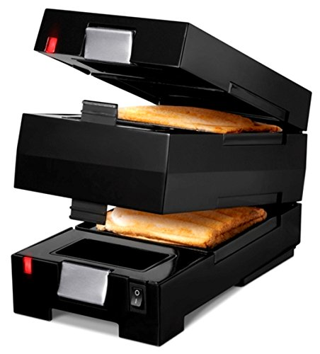 Gerd Haas 122010 Princess Jaap Compact Sandwichmaker