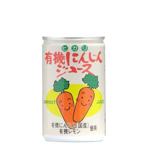 光食品 ヒカリ『有機にんじんジュース』