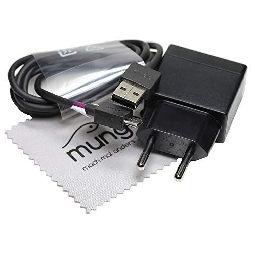 Cargador para Original Sony EP880 1.5A con cable de datos y de carga para Sony...