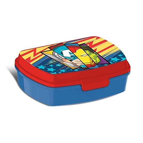 CARTOON GROUP Vengadores Marvel Captain Table America Iron Man Thor Hulk Tiempo Libre Comedor Escuela - AV30002 (KD-AV30002)
