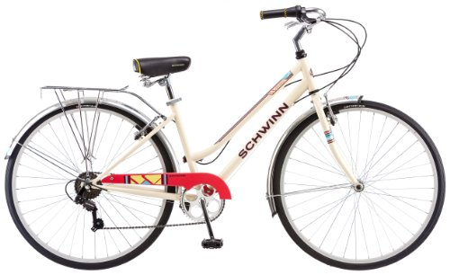 On Sale Schwinn Women's Wayfarer 700c Bicycle, Cream ...