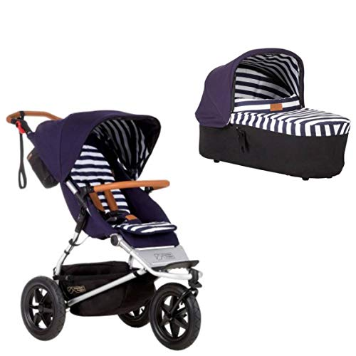 Modelo de silla de paseo Mountain Buggy: Urban Jungle Luxury