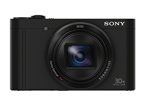 Sony DSCWX500/B Digital Camera with 3-Inch LCD...