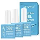 Gel Nail Polish Remover,finger nail Magic Professional Easily Quickly Removes Soak-Off Gel Polish, Quickly Easily, Don't Hurt Your Nails Natural,Gel,Sculptured Nails - 3 Pack