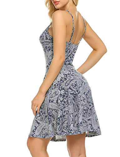 ACEVOG-Womens-Sleeveless-Adjustable-Strappy-Summer-Beach-Floral-Flared-Swing-Dress-Casual-Fit